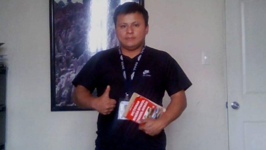 Pedro Perebal es el primer guatemalteco políglota en formar parte de la HYPIA