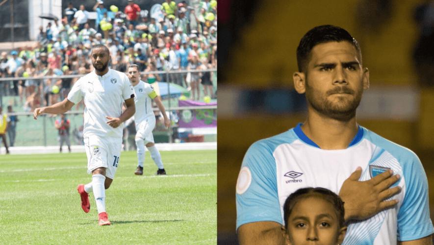 Refuerzos de Comunicaciones FC para el Torneo Apertura 2020 de la Liga Nacional