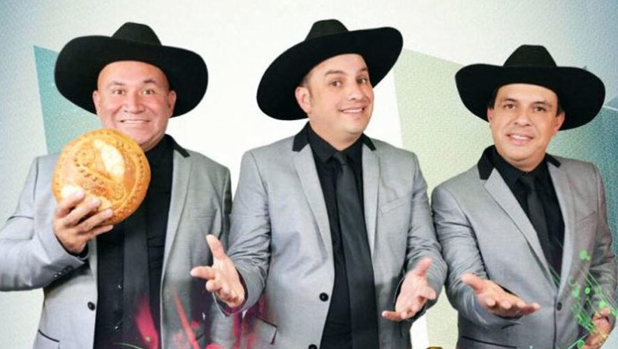 Show en línea de Los 3 Huitecos | Junio 2020