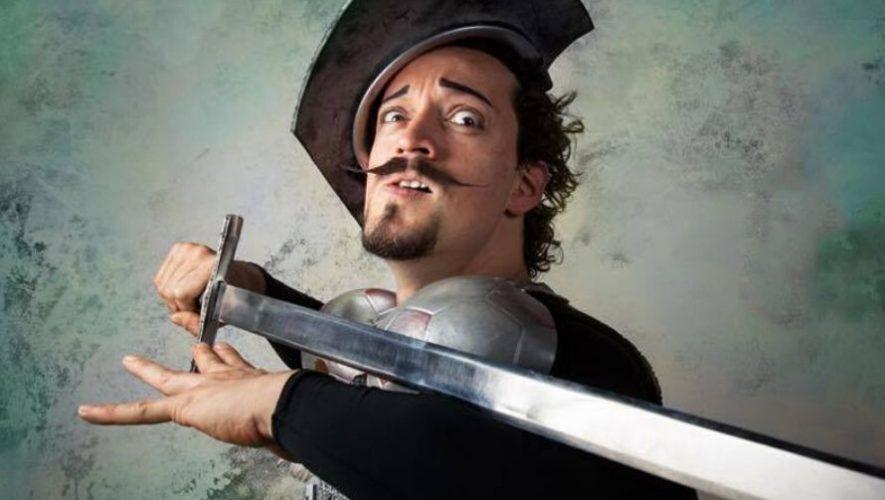 Show en línea de Panchorizo: El Bigote de Don Quijote | Junio