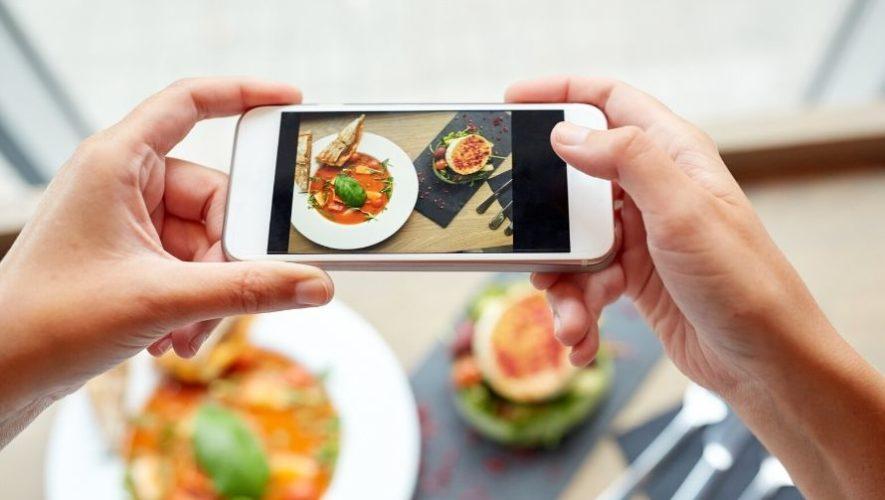 Taller virtual de fotografía de alimentos | Junio 2020