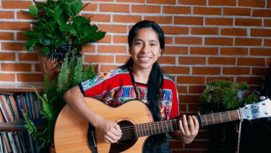 Todo tiene un corazón: Sara Curruchich formó parte de proyecto educativo en Costa Rica