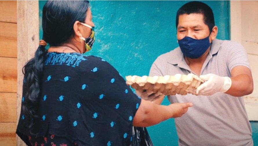 Torrent Consulting busca donar 600,000 comidas a familias guatemaltecas