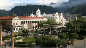 Tour virtual por la Ciudad de Quetzaltenango   Junio 2020