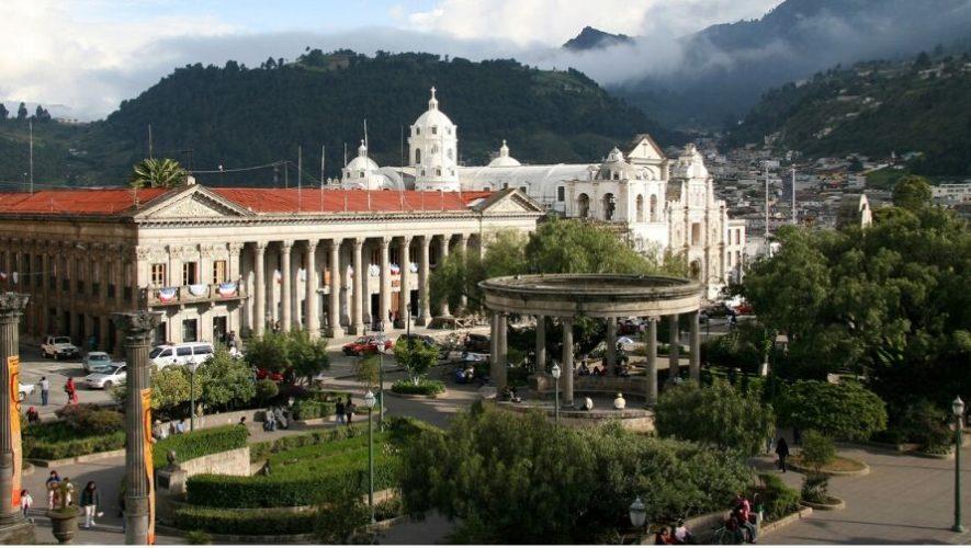 Tour virtual por la Ciudad de Quetzaltenango | Junio 2020