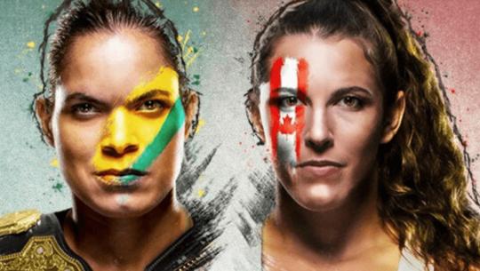 UFC 250 Horario y canales en Guatemala para ver en vivo la pelea Nunes vs. Spencer