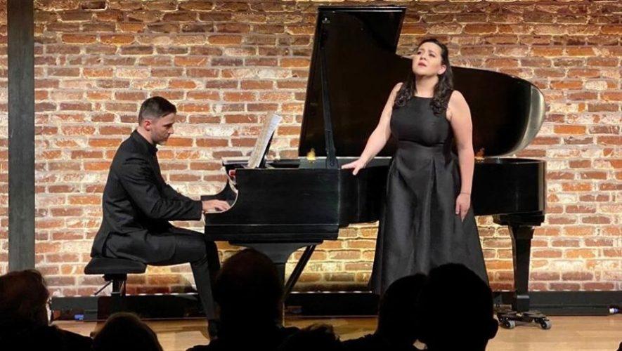 Adriana González, soprano guatemalteca, debutará en ópera alemana