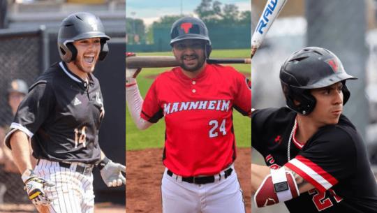 Béisbolistas guatemaltecos que juegan en el extranjero 2020
