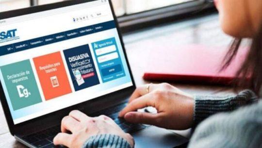 Capacitaciones gratuitas en línea de trámites de SAT