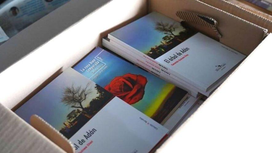 Catafixia y Magna Terra Editores donaron libros para pacientes con COVID-19 (1)