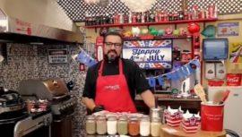 Chef Javier fue invitado especial del programa Acceso Total de Telemundo