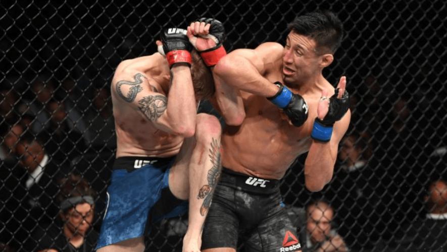 Chris Gutiérrez peleará contra Cody Durden en el UFC Fight Night 173