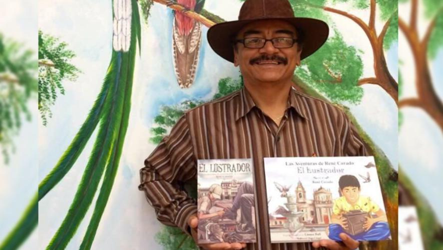 Conversatorio gratuito con el guatemalteco René Corado   Agosto 2020