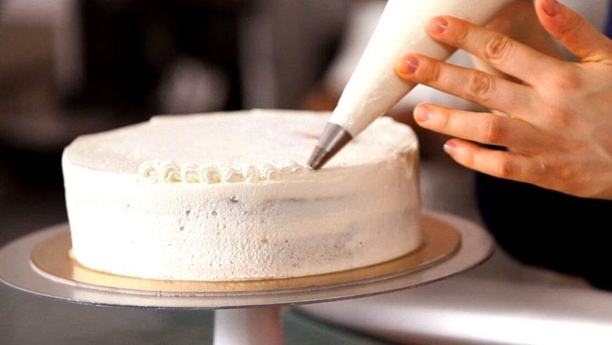 Curso en línea de elaboración de pasteles básicos | Julio 2020