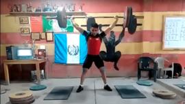 Edgar Pineda ganó medalla de bronce en la primera Copa PanAm en línea 2020
