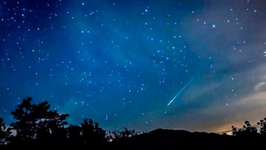Fecha para ver la lluvia de estrellas Delta Acuáridas desde Guatemala en julio 2020