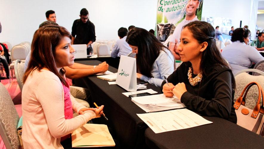 Feria de empleo virtual en Guatemala | Julio 2020