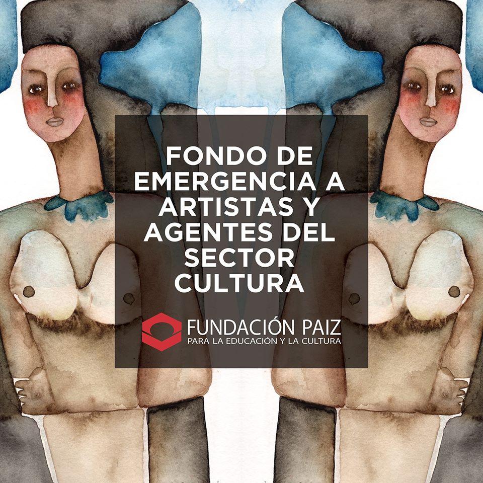 Fondo de Emergencia para la Cultura COVID-19
