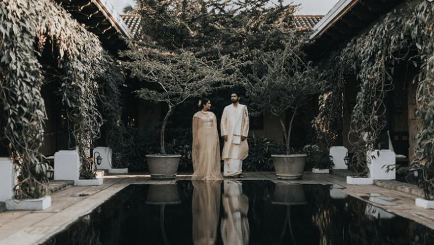 Fotografías de boda en Antigua Guatemala ganan dos premios en Belief Awards 2020