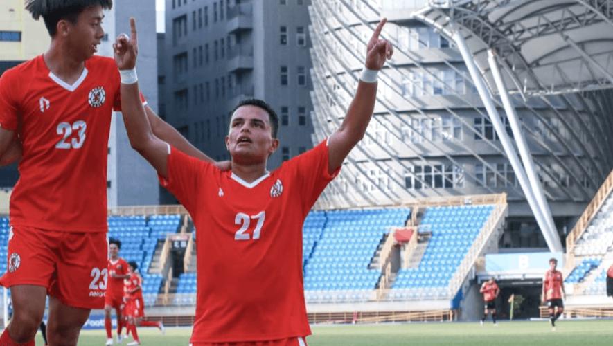 Gerardo Rabré destacó en la jornada 11 con gol y 2 asistencias para los Red Lions de Taiwán