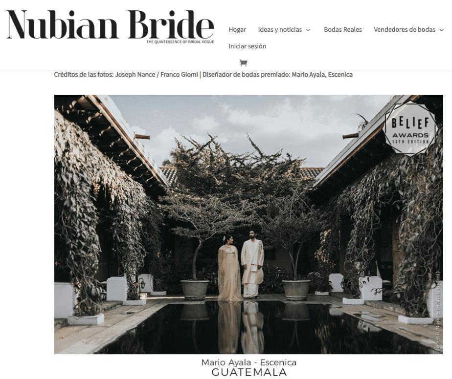 Guatemala es uno de los 16 destinos de bodas más impresionantes del mundo