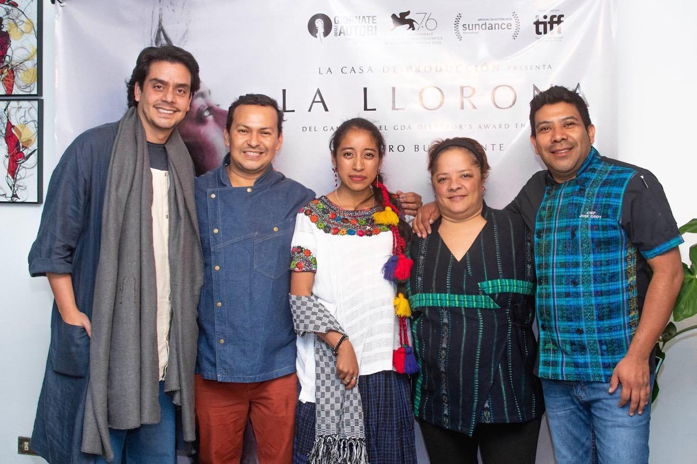 Guatemaltecos podrán ver desde su casa el estreno de La Llorona, de Jayro Bustamante 2020