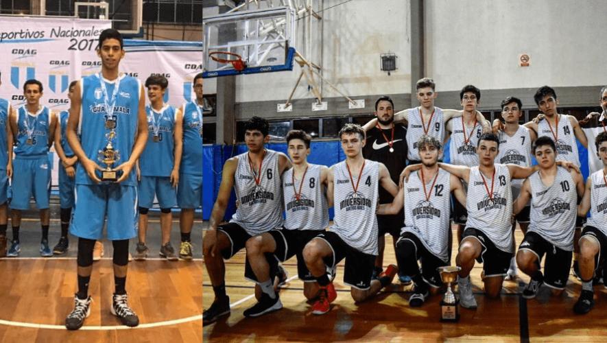 Helmut Esquivel, el guatemalteco que juega en la Liga Argentina de Baloncesto