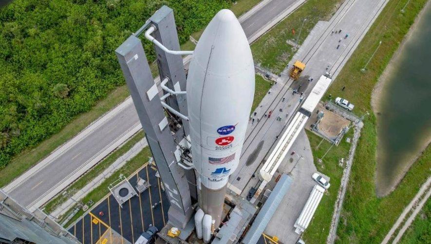Hora en Guatemala del lanzamiento de la Misión Perseverance de la NASA | Julio 2020