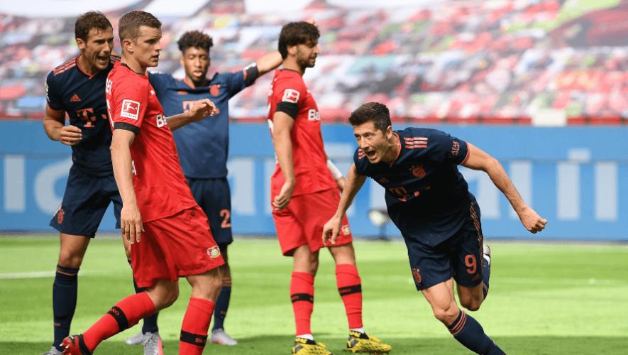 Hora y canal en Guatemala para ver la final Leverkusen vs. Bayern Múnich, DFB-Pokal 2020