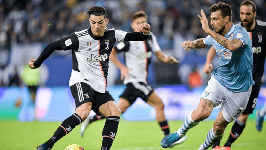 Hora y canal para ver en Guatemala el partido Juventus vs. Lazio, julio 2020