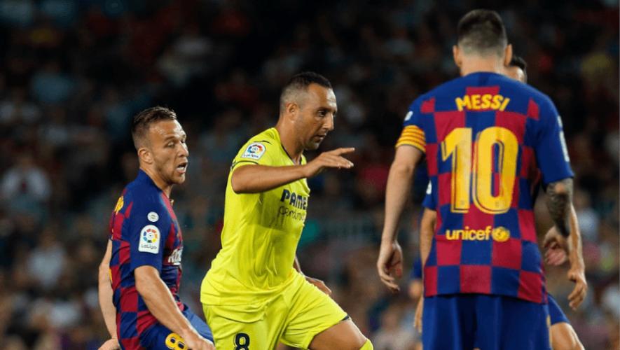 Hora y canal para ver en Guatemala el partido Villarreal vs. Barcelona, julio 2020