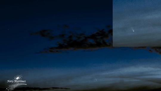 Hora y fecha para ver el Cometa Neowise desde Guatemala