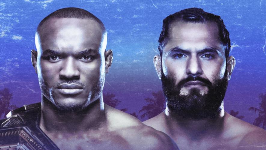 Usman vs. Masvidal: Horario y canales para ver en vivo todas las peleas de UFC 251