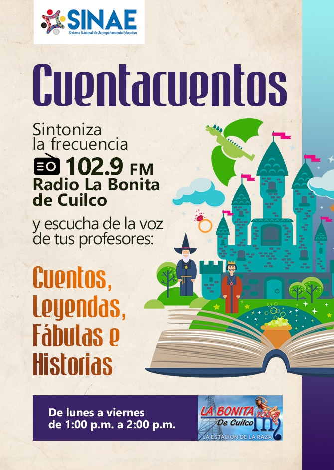 Maestros guatemaltecos crearon programa radial educativo en Huehuetenango