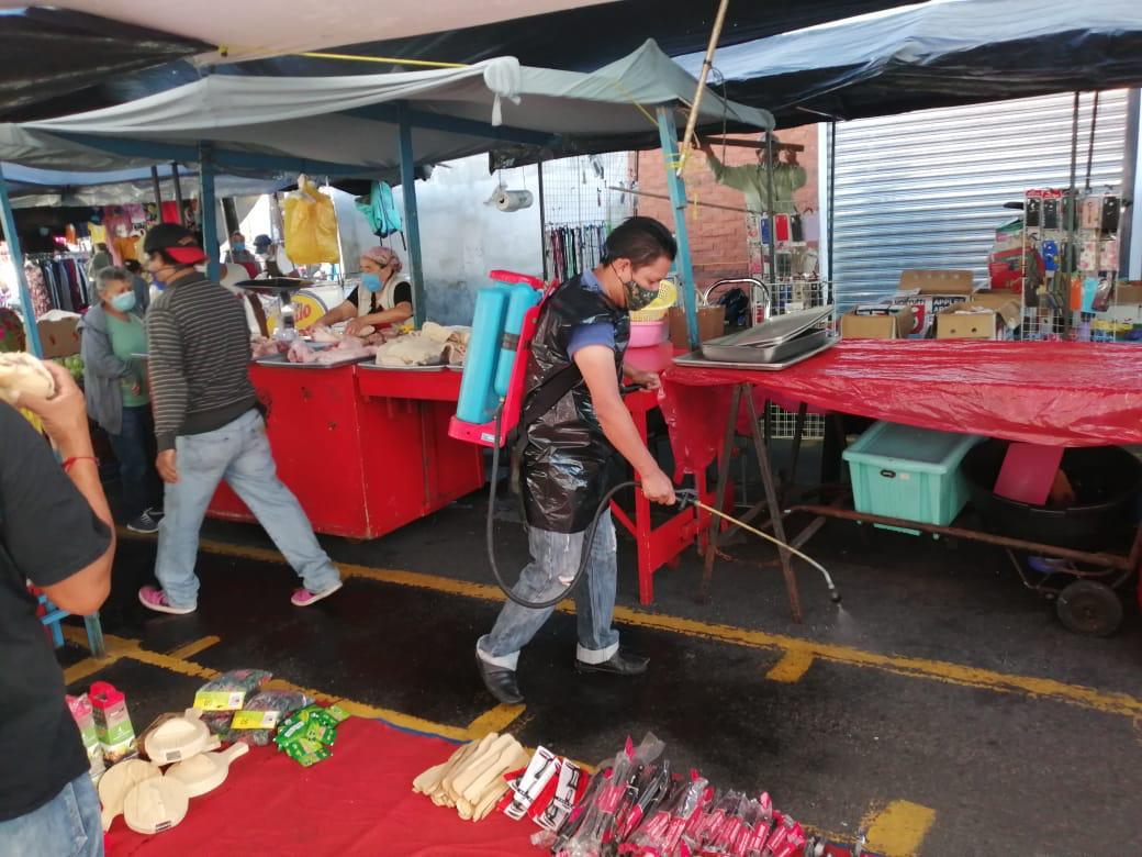 Medidas para la reapertura de mercados cantonales y municipale