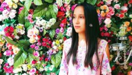 Nelly Monzón, originaria de Huehuetenago, ganó concurso internacional de poesía