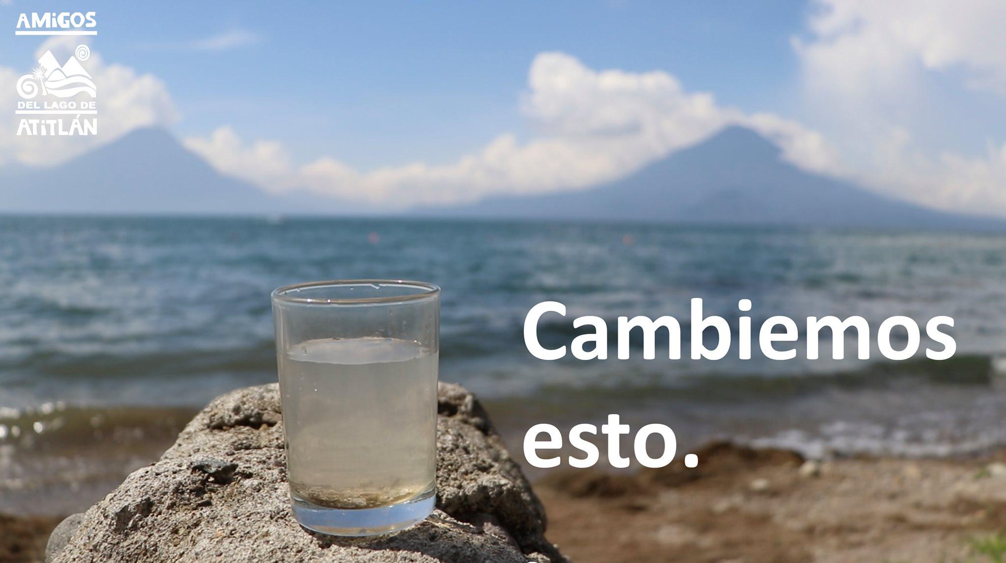 Organización recoge y recicla aceite de cocina para conservar el Lago de Atitlán en Sololá 2020