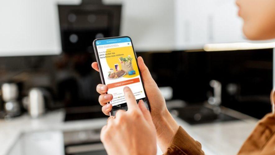 PORTADA Guatemala.com lanza nueva versión del App para ofrecer promociones exclusivas
