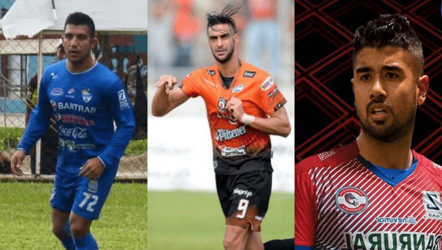Refuerzos del CD Iztapa para el Torneo Apertura 2020 de la Liga Nacional