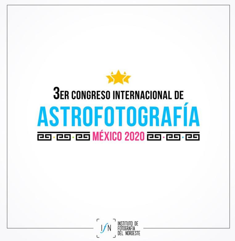Sergio Montúfar es conferencista en Congreso Internacional de Astrofotografía