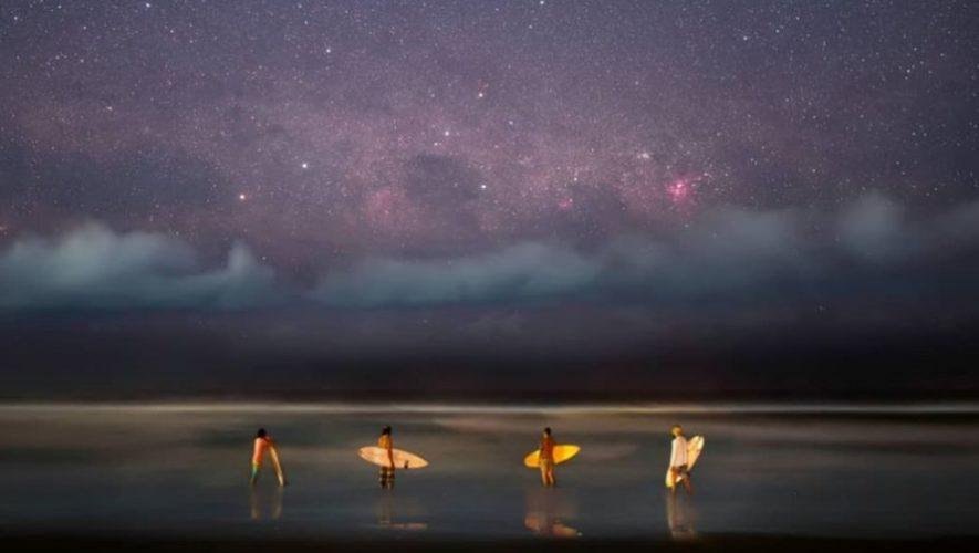 Sergio Montúfar ganó primer lugar de Photo Nightscape Awards 2020 de Francia Guatemala