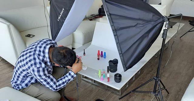 Sesión fotográfica para emprendedores guatemaltecos
