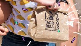 Taco Bell habilitó su servicio a domicilio gratis en Guatemala
