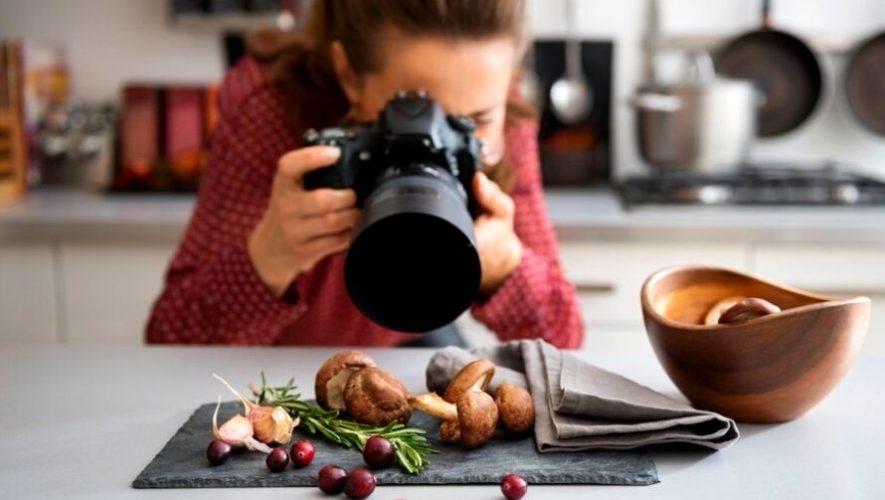 Taller gratuito de fotografía gastronómica y food styling   Julio 2020