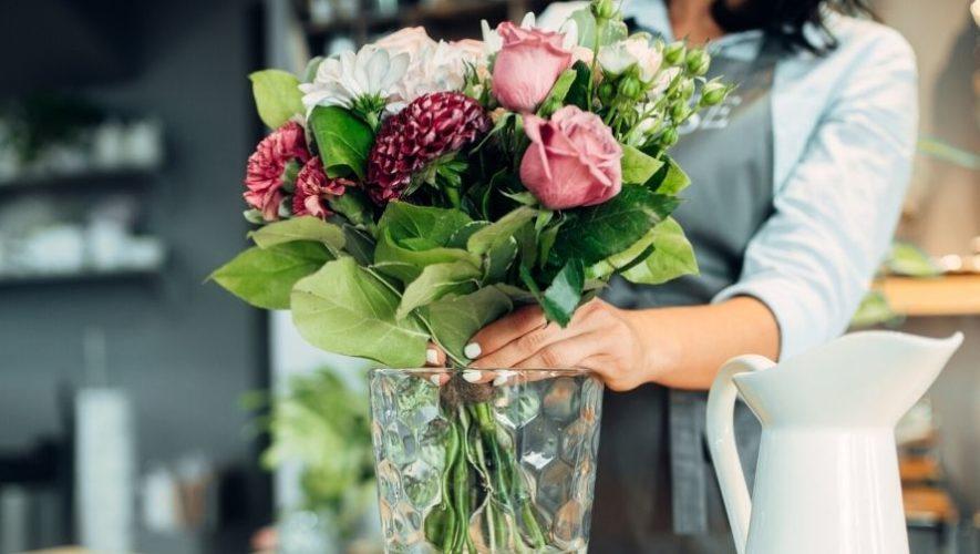 Taller gratuito para elaborar diseños florales para eventos | Agosto 2020