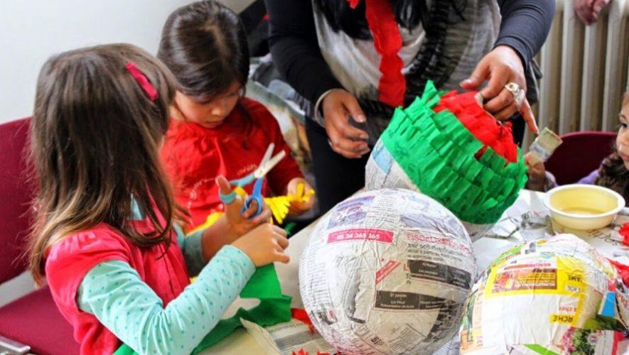 Taller gratuito para hacer una piñata de cumpleaños en casa | Julio 2020