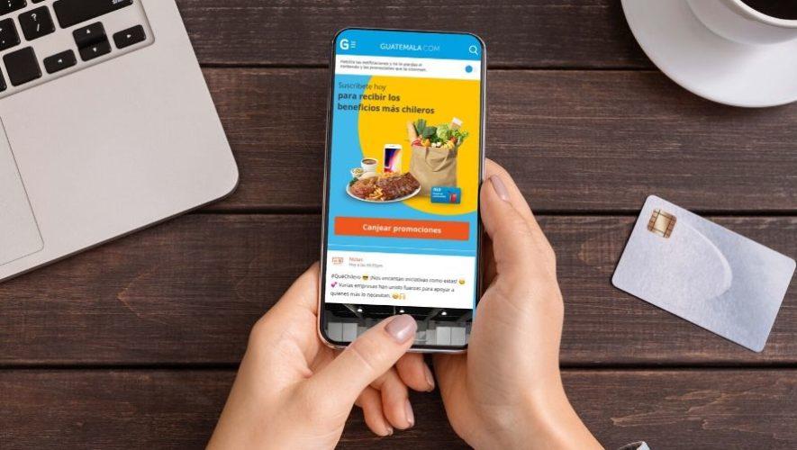 Todas las opciones que encontrarás en la App de Guatemala.com 9