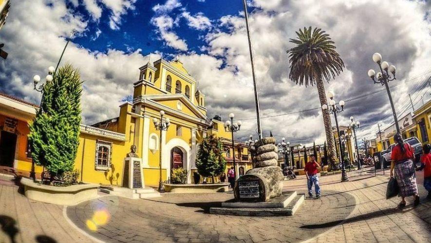 Tour virtual gratuito por Salcajá, Quetzaltenango | Agosto 2020