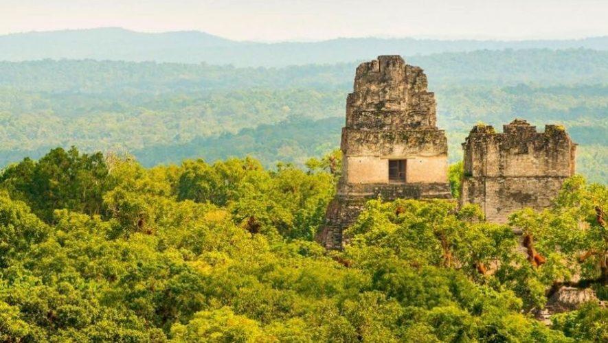 Tour virtual por el sitio arqueológico Tikal | Julio 2020