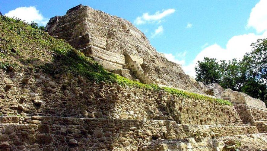 Tour virtual por el sitio arqueológico Yaxhá | Julio 2020
